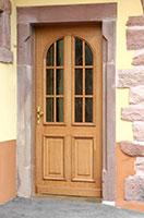 Portes d'entrées classiques
