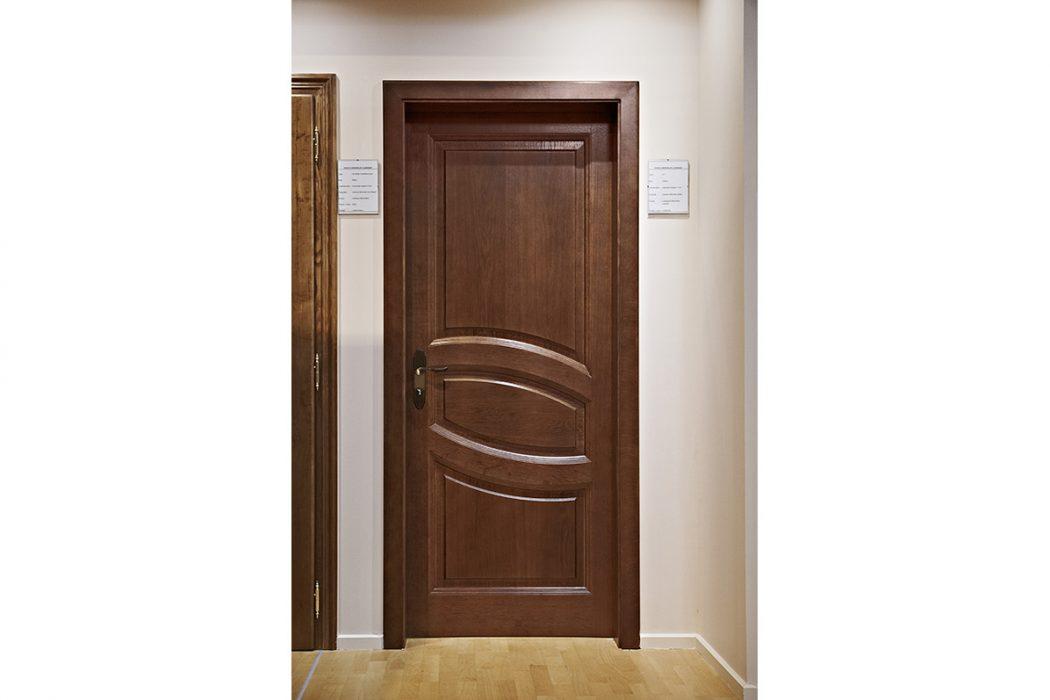 Portes int rieures classiques menuiserie zimmerman for Porte interieur renovation