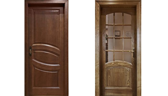 Portes intérieures classiques