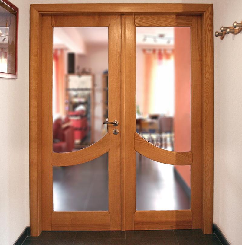 Portes intérieures contemporaines