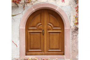Portes extérieures classiques