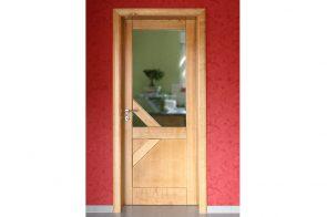 Porte intérieure contemporaine
